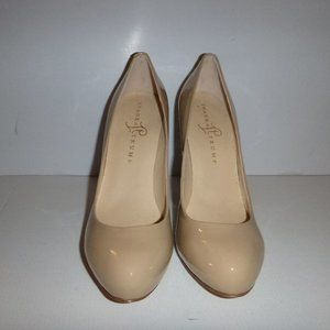 Ivanka Trump Tan Pumps